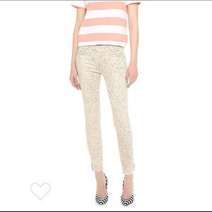 MOTHER The Vamp Speckled Jeans
